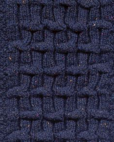 Ravelry: Tweed Skjerf pattern by Linda Marveng