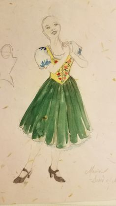 The Sound of Music  Costume design by Stephanie Toews