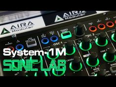 Hands On With The Roland Aira System-1M Eurorack Module » Synthtopia