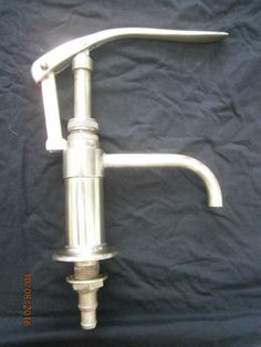 pump polished