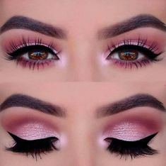 Pageant and Prom Makeup Inspiration. Find more beautiful mak.- Pageant and Prom Makeup Inspiration. Find more beautiful makeup looks with Pagea… Pageant and Prom Makeup Inspiration. Find more beautiful makeup looks with Pageant Planet. Pink Smokey Eye, Smoky Eye Makeup, Eye Makeup Tips, Eyeshadow Makeup, Makeup Ideas, Applying Eyeshadow, Makeup Tutorials, Makeup Hacks, Makeup Tips