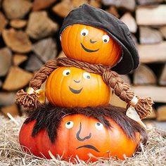 Amazing Pumpkin Crafts :-)
