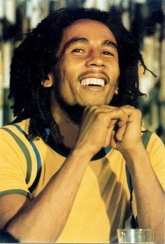 Bob Marley #smile