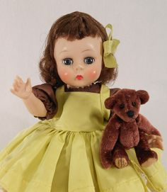 Madame Alexander-kins Wendy 1956 - Cutie!