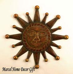 SUN FACE METAL
