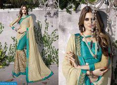 Shop Now Exclusive #PartyWear Indian #EthnicSarees Collection Online