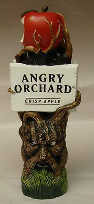 Angry Orchard Handle whoever came up with these hard ciders knew what they were doing~~! They come in MANY different flavors...soooo soooooo good~~!