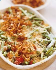 Green Bean Casserole - Martha Stewart Recipes