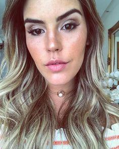 """3,319 curtidas, 28 comentários - Luíza Maria Holanda de Mello (@lulymello) no Instagram: """"Pele levinha (com as minhas """"pintinhas"""" à mostra) e iluminado super definido, gosto assim! Pelo…"""""""