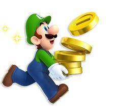New Super Mario Bros. 2 Luigi