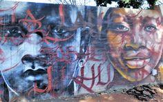 Melville street art Street Art, Gallery, Painting, Painting Art, Paintings, Painted Canvas, Drawings