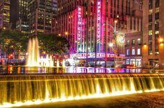Radio City Music Hall by @picturenyc #newyorkcityfeelings #nyc #newyork
