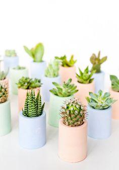 Mini pot pastel - Marie Claire Idées