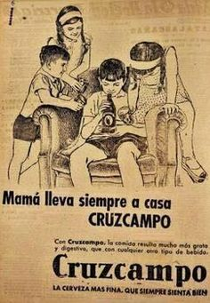 """""""Unacceptable ads today (an unacceptable ad series Beer ad with children by Vintage Advertisements, Vintage Ads, Vintage Posters, Street Marketing, Guerilla Marketing, Beer Advertisement, Advertising, Free Personals, Figure It Out"""