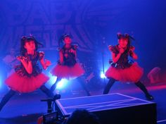There is True Metal, There is False Metal, and There is Babymetal: A Review of Babymetal's First Ever U.S. Performance in Los Angeles