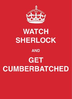 Oh god yes it has happened to me!!! | Watch Sherlock and Get Cumberbatched! | @fanpop