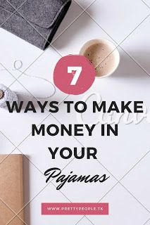 PrettyPeople: Make Money in your Pajamas