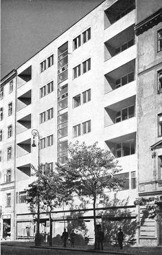 Maksymilian Goldberg & Hipolit Rutkowski, Warsaw, 1935-36