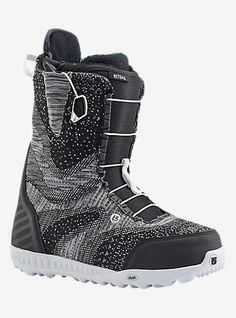 Burton Ritual LTD Snowboard Boot shown in Black / Multi
