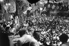 Baile de carnaval no Rio de Janeiro, março de 1951.