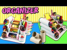 DIY NOTEBOOK ORGANIZER - HOW TO MAKE A ORGANIZER BACK TO SCHOOL | aPasos Crafts DIY - YouTube