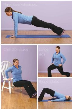 Staying in shape in the midst of a busy lifestyle can be a challenge. More people are finding time in the day for an at home workout. Best At Home Workout, At Home Workouts, Get Moving, Stay In Shape, Good Night Sleep, Challenges, Yoga, People, Life