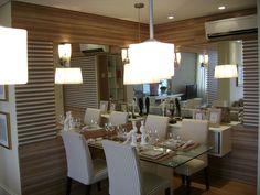 Sala de Jantar empreendimento Terrabela Zona Sul #RS - 2 dormitórios / Terrabela Zona Sul Dining Room