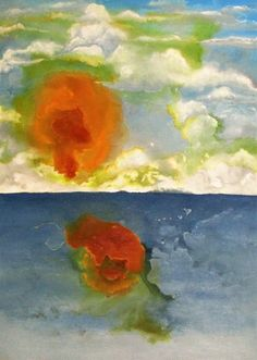 Sunrise, Indian Ocean, 1969 - LA Short