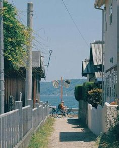 Japan - village by the sea Aesthetic Japan, City Aesthetic, Aesthetic Photo, Cyclades Greece, Japan Village, The Garden Of Words, Japan Street, Japanese Streets, Street Photography