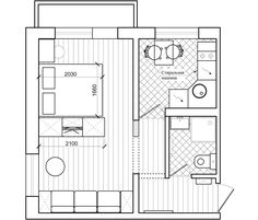 В этом проекте дизайнеру Татьяне Пичугиной удалось совместить две современные тенденции – наполнять свое жилье недорогой, доступной мебелью и не стесняться ярких красок.