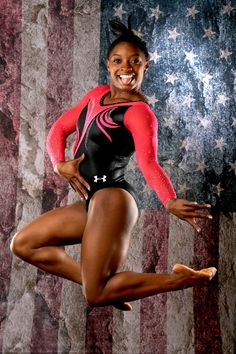 Simone Biles from 2016 U.S. Olympic Portraits  Gymnast