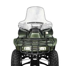 National Cycle Lexan ATV Windshields Low Headlight pn: N2573