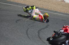 Andrea Iannone - MotoGp of Spain - Race