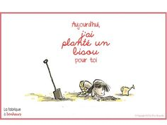 Une image mignonne pour la fête des amoureux qui arrive à grand pas… n'o… A cute image for Lovers' Day, which is just around the corner … do not forget to sow the love around you in the next few days. Best Quotes, Love Quotes, Inspirational Quotes, Jolie Phrase, Quote Citation, French Quotes, Messages, Cute Images, Positive Attitude