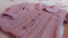 Ravelry: Girl's cardigan pattern by Tiivi Kukk