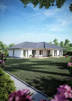 NIVO 145 W: moderne Häuser von FingerHaus GmbH