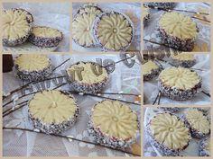 gateau algerien, sables au nutella, biscuit algerien, gateau sec