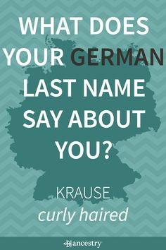 There are 4 common types of German Last Names. Enter your last name to learn its… There are 4 common types of German Last Names. Enter your last name to learn its meaning and origin. German Last Names, Most Famous Memes, Guatemala, Denmark Travel, Romania Travel, Germany Travel, Austria Travel, Poland Travel, Porto Rico