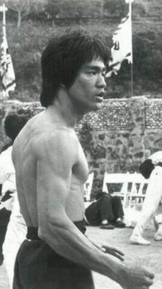 Bruce Lee / Enter The Dragon