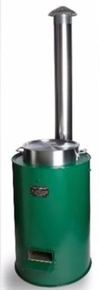 The InStove Wood Stove Makes Electricity, and More to Power Your Home!