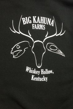 Big Kahuna Farms screen printed hoodies. Need custom Screen Printing or Embroidery contact us at www.printex-usa.com or give us a call at 800-642-4949 to discuss your needs.