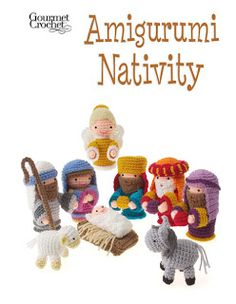 Belen Navideño Amigurumi / Amigurumi Nativity, ingles/english