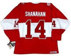 Brendan Shanahan Detroit Red Wings 2014 Winter Classic Alumni Jersey XX-Large – Detroit Sports Outlet