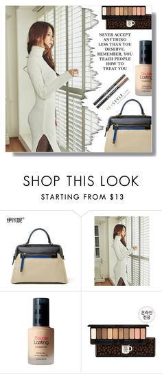 """Show us your YesStyle"" by fashion-pol ❤ liked on Polyvore featuring Emini House, UUZONE and Tony Moly"