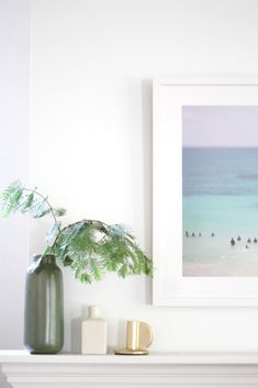max wanger collaboration with Framed and Matted via Simply Grove