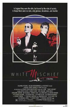 White Mischief 1988 film