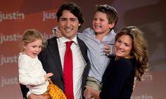 Justin Trudeau and Sophie Grégoire: The love story of Canada's new first couple - HELLO! Canada