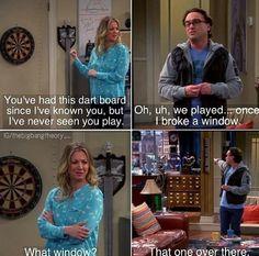 """8 funny """"big bang theory"""" moments HERE Big Bang Theory Show, Big Bang Theory Funny, The Big Band Theory, Tv Show Quotes, Fandoms, Knock Knock, Bigbang, I Laughed, Bangs"""