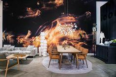 eh!DÉCOR | Iluminação da sala de jantar, pendentes e lustres leves e modernos