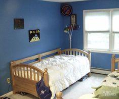 Before: Bland Bedroom
